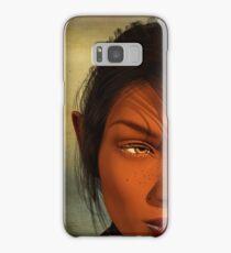 Sneak Peek Samsung Galaxy Case/Skin