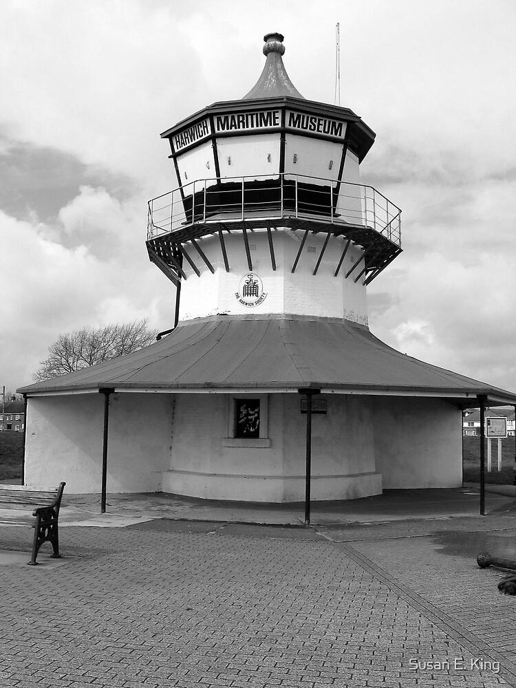 Harwich Maritime Museum by Susan E. King