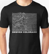Denver Colorado, Unknown Ranges T-Shirt