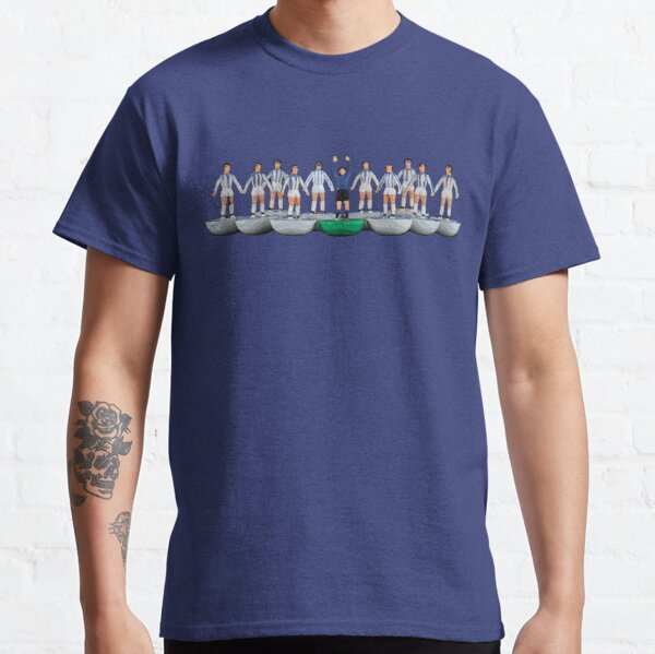 Huddersfield Town/Kilmarnock subbuteo inspired design Classic T-Shirt