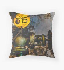 Urbex 515 Throw Pillow
