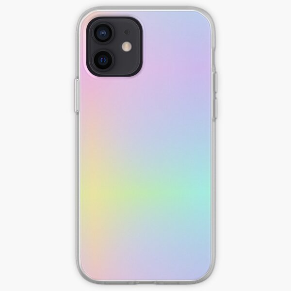 LUSH - Plain Color iPhone Case and Other Prints iPhone Soft Case