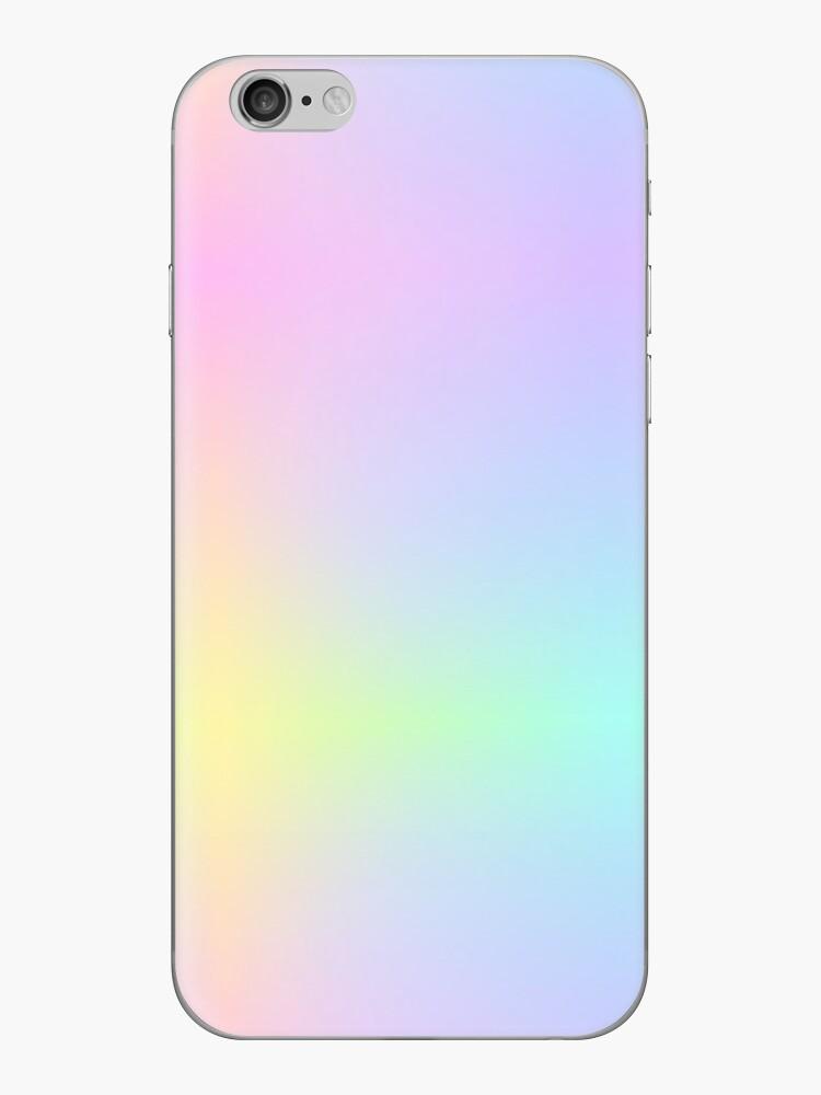 LUSH - Einfarbig iPhone Case und andere Drucke von burning