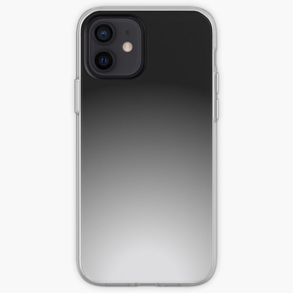 COAL - Plain Color iPhone Case and Other Prints iPhone Soft Case