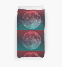 American Werewolf on the Moon (Optical iLLusion)  Duvet Cover