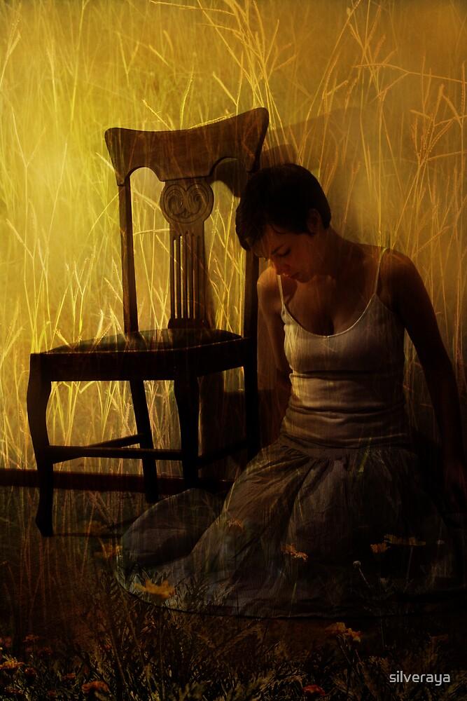 As she sat dreaming by silveraya