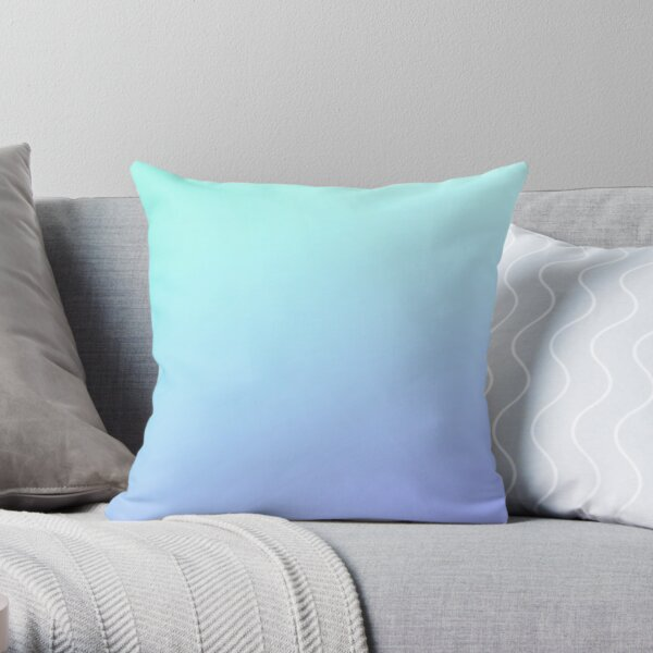 VIOLET ICE - Plain Color iPhone Case and Other Prints Throw Pillow