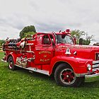 Fire engine red by vigor