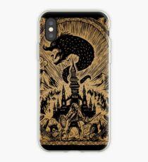 Vinilo o funda para iPhone The Great Cataclysm