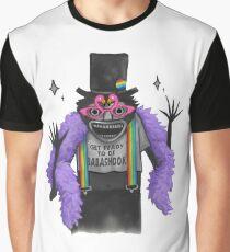 Babashock Graphic T-Shirt