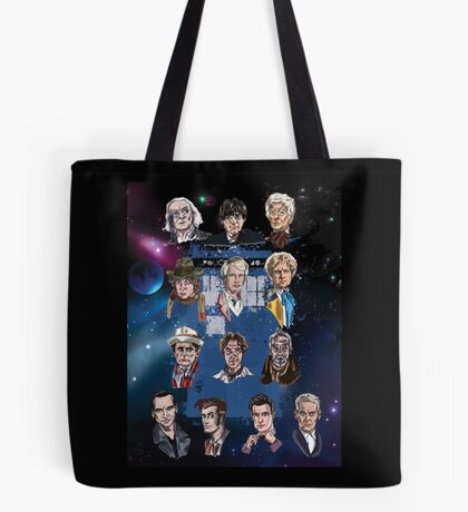 Lords of Time Collective Tote Bag