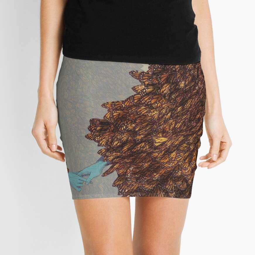 Community Mini Skirt