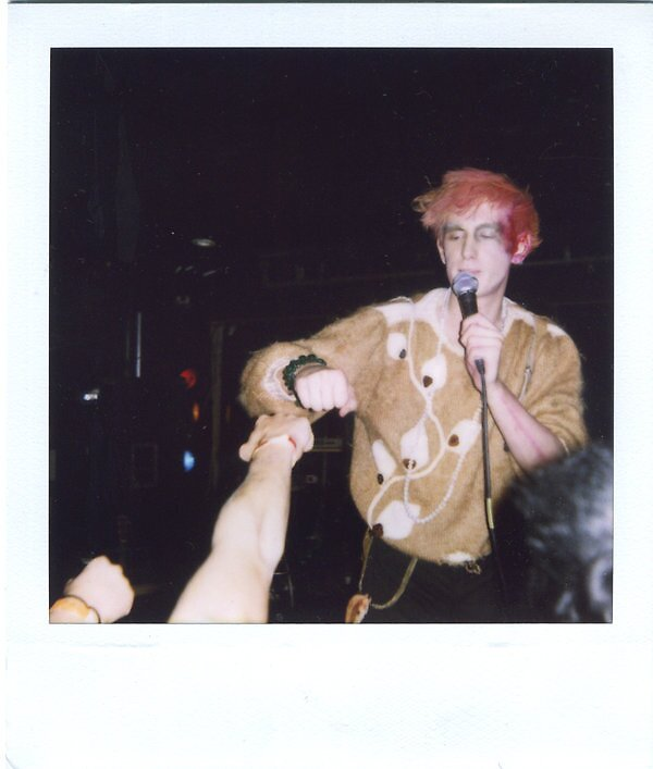Patrick Wolf by Dettie Browne