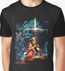 The Legend of Zelda - Fairy Wars Graphic T-Shirt