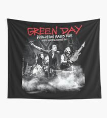 day green tour Wall Tapestry