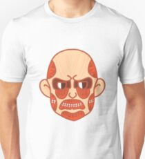Titan colossal  Unisex T-Shirt