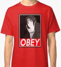 Itachi Obey Classic T-Shirt