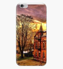 Wellesley College,Schneider Center iPhone Case