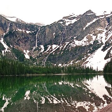 Avalanche Lake by djlampkins