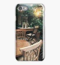 Beirut Garden iPhone Case/Skin