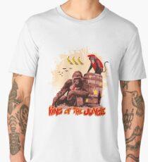 Donkey Kong - King of the Jungle Men's Premium T-Shirt