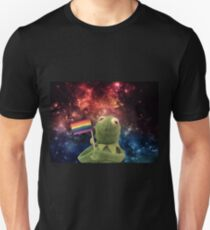 Gay Galaxy Kermit Unisex T-Shirt
