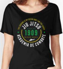 Jiu Jitsu Shark Women's Relaxed Fit T-Shirt
