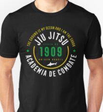 Jiu Jitsu Shark Unisex T-Shirt