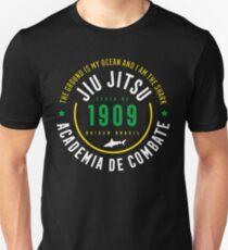 Jiu Jitsu-Haifisch Unisex T-Shirt