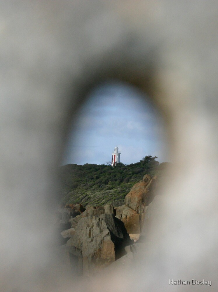 Thru The Looking Rock by Nathan Dooley