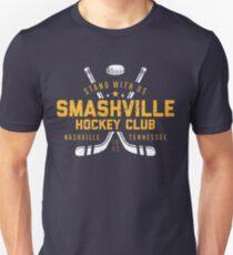 Smashville Hockey Club Vintage Shirt T-Shirt