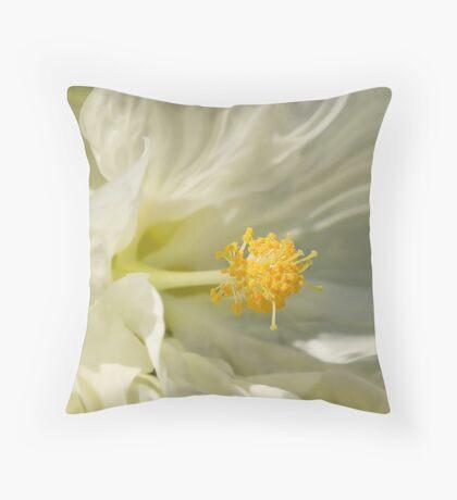 Silken Throw Pillow