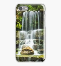 Waterfall Tranquility IV iPhone Case/Skin