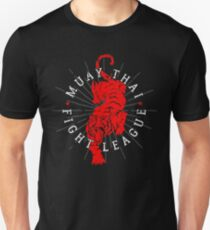 Muay Thai Fight League T-Shirt