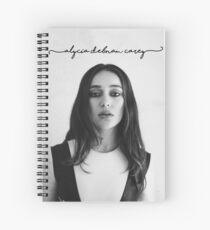 alycia debnam carey Spiral Notebook
