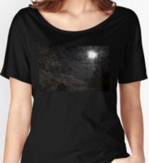Mystery Moon Women's Relaxed Fit T-Shirt