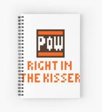 Pow! Spiral Notebook