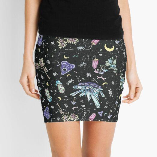 Ouija Mini Skirt