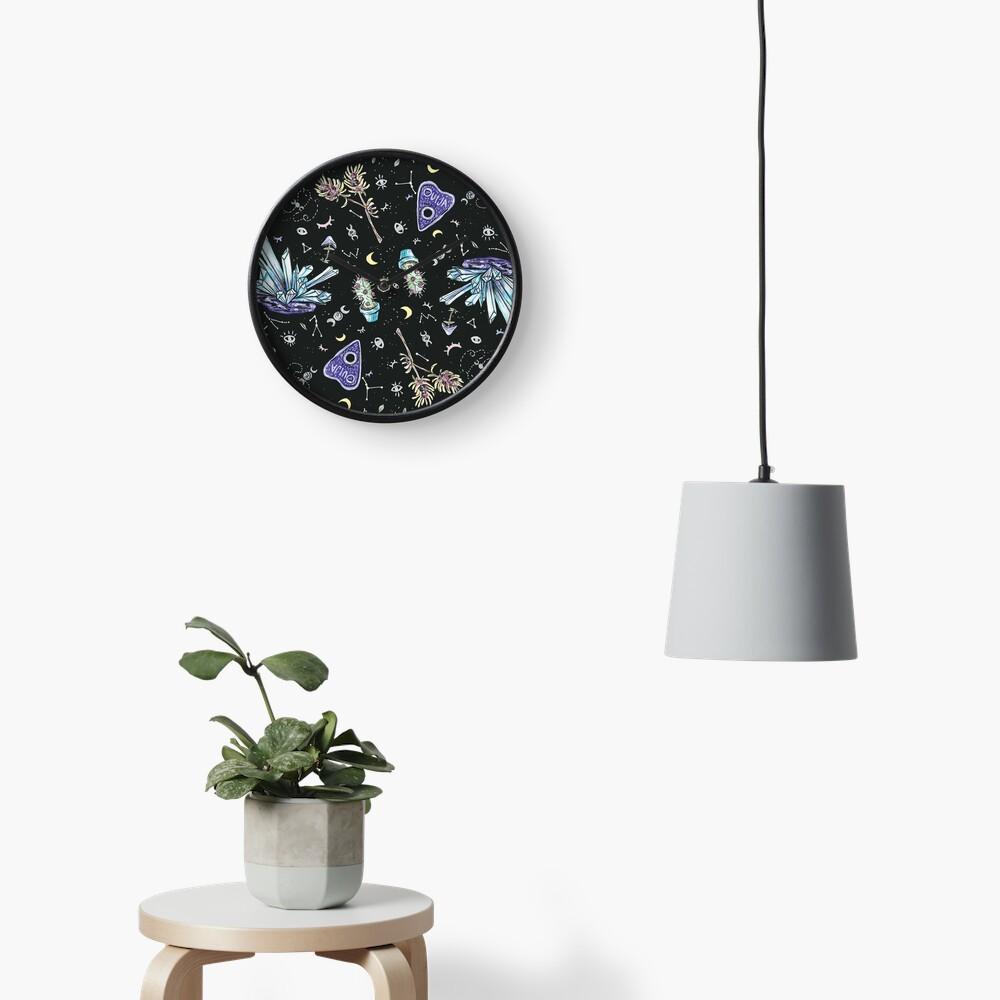 Ouija Clock