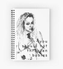 Orphan Black Helena Spiral Notebook