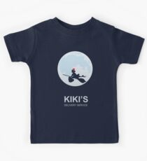The Witch Courrier Kids Tee