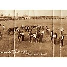 Creelman Fair 1923 Panoramic by madeinsask