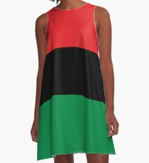 Pan Africa Dress Skirt A-Line Dress