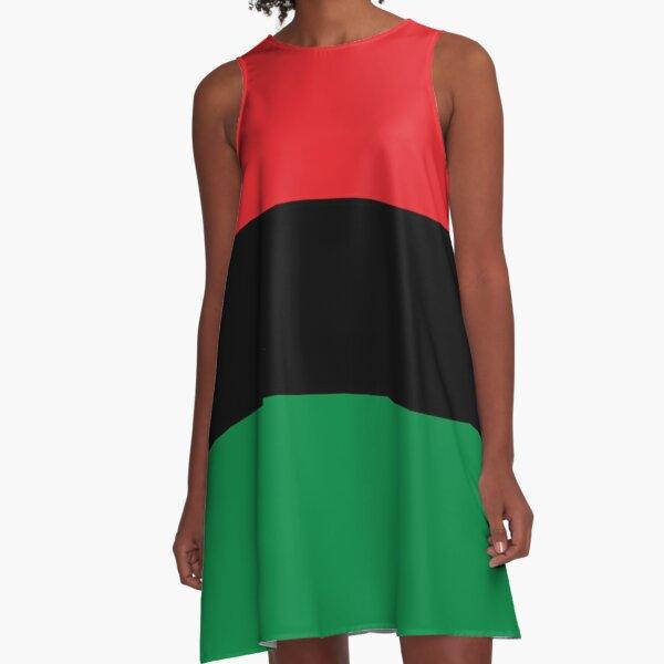 Pan Africa Dress Skirt A-Line Dress