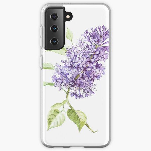 Lilac Samsung Galaxy Soft Case