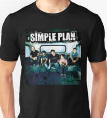 SIMPLE PLAN TOUR 2017 Unisex T-Shirt