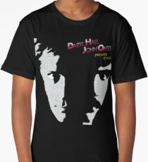 DARYL HALL AND JOHN OATES TOUR 2017 Long T-Shirt