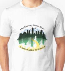 Iota Sigma Pi 2017 Triennial Convention Unisex T-Shirt