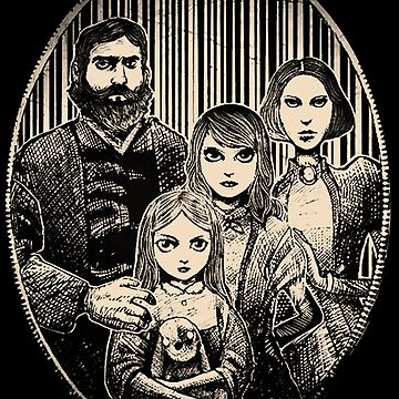 Liddell Familie von DamianMorris