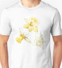 Narcissus flower Unisex T-Shirt